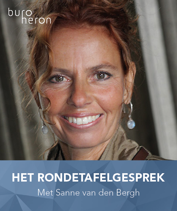 Sanne van den Bergh